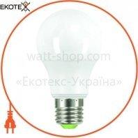 "EUROLAMP LED Лампа ЕКО серія ""P"" А60 10W E27 3000K"