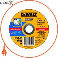 Круг отрезной DeWALT DT43902