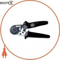Инструмент e.tool.crimp.hsc.8.6.4 для обжима изолированных наконечников 0,08-6 кв. мм