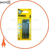 Полотно пильное для древисины DeWALT DT2060