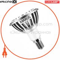 LED лампа 3.5W холодный свет R50 Е14 220V (1-LED-224)