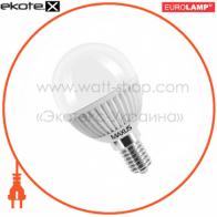 LED лампа G45 3,7W 5000K 220V E14 Maxus
