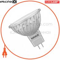 LED лампа 4W яркий свет MR16  GU5.3  220V (1-LED-328)