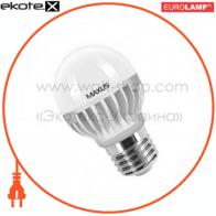 LED лампа G45 4W 4100K 220V E27 AL Maxus