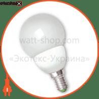 "EUROLAMP LED Лампа ""D"" G45 Globe 3W E14 4100K (100)"