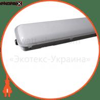 Линейный LED светильник MAXUS LN-236-PL-02 40W теплый свет