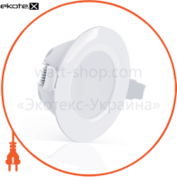 набор led светильников sdl mini,4w теплый свет (3-sdl-001-01) светодиодные светильники maxus Maxus 3-SDL-001-01