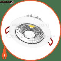 LED светильник MAXUS 8W теплый свет (1-SDL-005)