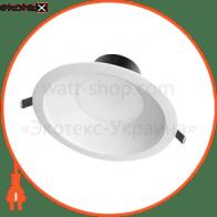 Встраиваемый LED светильник MAXUS ADWAVE 18W яркий свет