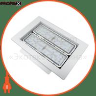 Встраиваемый LED светильник PET-R-080-02 80W яркий свет