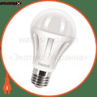LED лампа 10W теплый свет А60 Е27 220V (1-LED-287)