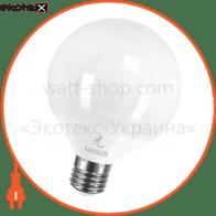 LED лампа 12W яркий свет G95 Е27 220V (1-LED-442)