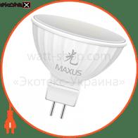 Лампа світлодіодна MR16 4W 5000K 220V GU 5.3 AP