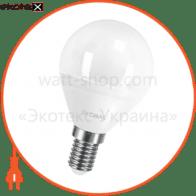 лампа світлодіодна g45 f 5w 4100k 220v e14 ap светодиодные лампы global Global 1-GBL-144