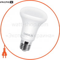 1-LED-556 Maxus светодиодные лампы maxus лампа світлодіодна r63 7w 4100k 220v e27