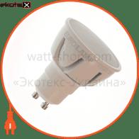 LED лампа MR16 5W GU10 3000K 220V Eurolamp