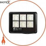 Прожектор SMD LED 200W 6400K 17000Lm 85-265V IP65 черный