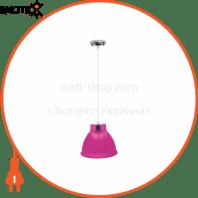 """Світильник підвісний """"AFRODIT"""" HL 502 E27 рожевий"""