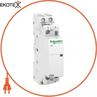 Модульный контактор iCT25A 2НО 24В АС 50ГЦ