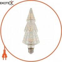 Лампа декоративная SMD LED 2W Е27 6400К 236Lm 220-240V