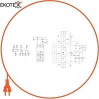 Enext i0310030 реле времени звезда / треугольник e.control.t18