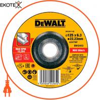 Круг шлифовальный DeWALT DT43917
