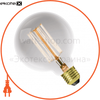 EUROLAMP ЛОН Глоб ArtDeco G95 60W E27 2700K dimmable