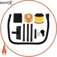 Пилосос для сухого і вологого прибирання акумуляторний TC-VC 18/20 Li S - Solo