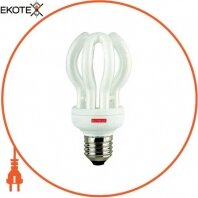 Лампа энергосберегающая e.save.flower.E27.7.6400, тип flower, патрон Е27, 7W, 6400 К