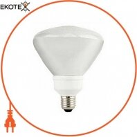 Лампа энергосберегающая e.save.PAR38.E27.15.4200, тип PAR38, цоколь Е27, 15W, 4200 К