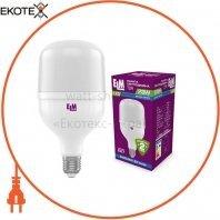 Лампа світлодіодна промислова PA20S TOR 20W E27 6500K алюмопластиковый корп. 18-0188