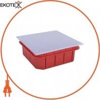 Пластиковый корпус для контрольного соединения белый(60)