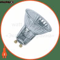 Лампа галогенная HALOPAR 16 50Вт GU10 OSRAM 64824 FL d 51 мм, 35 град.