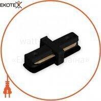 Коннектор прямой LD1100 черный