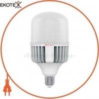 Лампа светодиодная промышленная LP-50М 50W E27-E40 4000K алюмопласт. корп. A-LP-1949