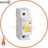Автоматический выключатель ВА47-100 1Р 25А 10кА D IEK