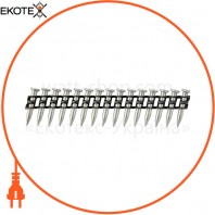 Гвозди высокой плотности (HD) для DCN890 длиной 20 мм, диаметром 3.7 мм и диаметром головки 6.3 мм, 1005 шт, DeWALT DCN8902020