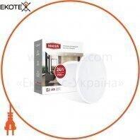 Светильник светодиодный настенно-потолочный Maxus Ceiling light 24W 4100K C (круг)