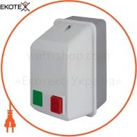 Электромагнитный пускатель e.industrial.ukq.25mb, 25А, 400В