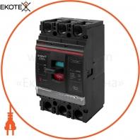 Силовой автоматический выключатель e.industrial.ukm.630Re.630 с электронным расцепителем, 3р, 630А
