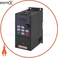 Преобразователь частоты e.f-drive.0R4Sh 0,4кВт 1ф/220В