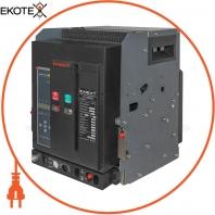 Повітряний автоматичний вимикач e.industrial.acb.1600D.1000, викатний, 0,4кВ, 3Р, електронний розчіплювач, мотор-привід та РН