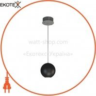 LED підвіс Pendant Bead 3W L BL