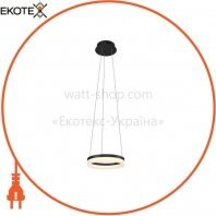 Світильник світлодіодний Pendant Jung 36W D400 BL