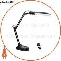 Светильник светодиодный настольный MAGNUM NL011 7Вт 4100К черный (струбцина+подставка)