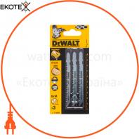 Полотно пильное для древисины DeWALT DT2220