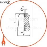 Изолятор фарфоровый ИОР-6/3,75 У3