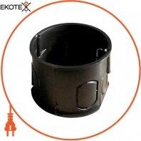 Коробка установочная e.db.stand.100u.d60 кирпич/бетон, одиночная (упаковка 100 шт.)