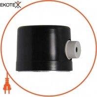 Крышка пластиковая защитная диаметром 110мм, для конденсаторов 15кВАр, 20кВАр и 25кВАр