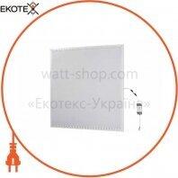 Світильник світлодіодна панель 36Вт PANEL-B2B-595 6400K